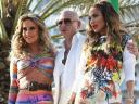 2014 FIFA World Cup Brazil Pitbull with Jennifer Lopez and Claudia Leitte