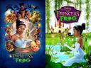 Disney Princess and the Frog Posters
