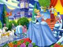 Disney Valentines Day Cinderella Wallpaper
