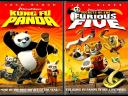 Kung Fu Panda Double Pack Discs Cover