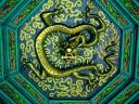 Kung Fu Panda Dragon with the Dragon Scroll Wallpaper