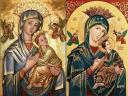 Icon of Our Mother of Perpetual Help or Virgin of the Passion