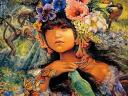 Princess of the Amazon by Josephine Wall
