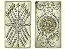 Silver Playing Cards an Extraordinary Survival of a Complete Set