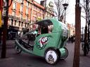Eco Cab on OConnell Street