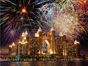 New Year Dubai Atlantis The Palm Fireworks