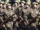Victory Day in Moscow Military Personnel