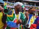 World Cup 2010 South Africa Fans support their Team