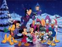 Disney Christmas with Carols Wallpaper