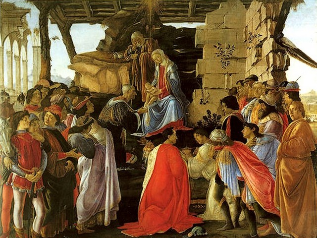 Christmas Card Adoration of the Magi Sandro Botticelli - Christmas Card 'Adoration of the Magi' (about 1475, tempera on panel, Galleria degli Uffizi, Florence, Italy) by Sandro Botticelli, an Italian artist (1445-1510) of the Florentine school  during the Early Renaissance (Quattrocento). - , Christmas, card, cards, Adoration, Magi, Sandro, Botticelli, holidays, holiday, festival, festivals, celebrations, celebration, Christianity, Jesus, birthday, birthdays, nativity, art, arts, painter, painters, artist, artists, 1475, tempera, panel, panels, Galleria, degli, Uffizi, Florence, Italy, Italian, 1445-1510, Florentine, school, schools, Early, Renaissance, Quattrocento - Christmas Card 'Adoration of the Magi' (about 1475, tempera on panel, Galleria degli Uffizi, Florence, Italy) by Sandro Botticelli, an Italian artist (1445-1510) of the Florentine school  during the Early Renaissance (Quattrocento). Solve free online Christmas Card Adoration of the Magi Sandro Botticelli puzzle games or send Christmas Card Adoration of the Magi Sandro Botticelli puzzle game greeting ecards  from puzzles-games.eu.. Christmas Card Adoration of the Magi Sandro Botticelli puzzle, puzzles, puzzles games, puzzles-games.eu, puzzle games, online puzzle games, free puzzle games, free online puzzle games, Christmas Card Adoration of the Magi Sandro Botticelli free puzzle game, Christmas Card Adoration of the Magi Sandro Botticelli online puzzle game, jigsaw puzzles, Christmas Card Adoration of the Magi Sandro Botticelli jigsaw puzzle, jigsaw puzzle games, jigsaw puzzles games, Christmas Card Adoration of the Magi Sandro Botticelli puzzle game ecard, puzzles games ecards, Christmas Card Adoration of the Magi Sandro Botticelli puzzle game greeting ecard
