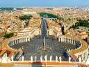 Square Saint Peter Vatican City Rome Italy