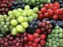 Autumn Fruits Grapes Wallpaper