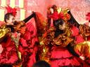 Spring Festival Folk Performances at Ditan Park Beijing China